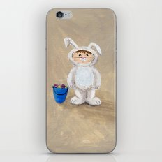 I'm A Rabbit - but I wanted to be a Fireman iPhone & iPod Skin