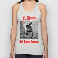 D.C. Wheeler Unisex Tank Top