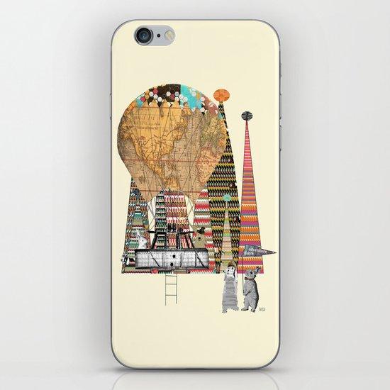 adventure days iPhone & iPod Skin
