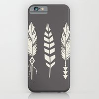 Gypsy Feathers iPhone 6 Slim Case
