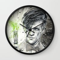 Doctor Who: The 11th Doc… Wall Clock