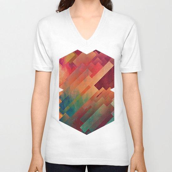 slyb ynvyrtz V-neck T-shirt