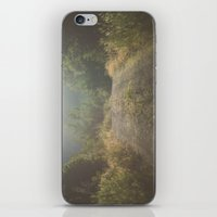 Backroad Wandering iPhone & iPod Skin