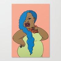 SJOKOLADE 13 Canvas Print