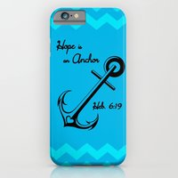 Hope Is An Anchor iPhone 6 Slim Case