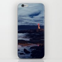 Pale Moonlight iPhone & iPod Skin