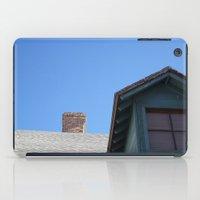 BLUE SKY iPad Case