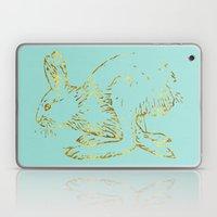 Golden Bun Laptop & iPad Skin