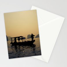 Dusky Halong Stationery Cards