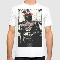 The Spirit Of Leadership… Mens Fitted Tee White SMALL