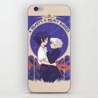 Something I Want to Protect (Light Version) iPhone & iPod Skin