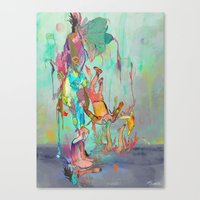 Soulipsism Canvas Print
