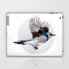 Blue Jay Laptop & iPad Skin