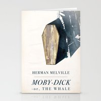 Moby-Dick Stationery Cards