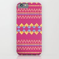 Aztec Geo iPhone 6 Slim Case