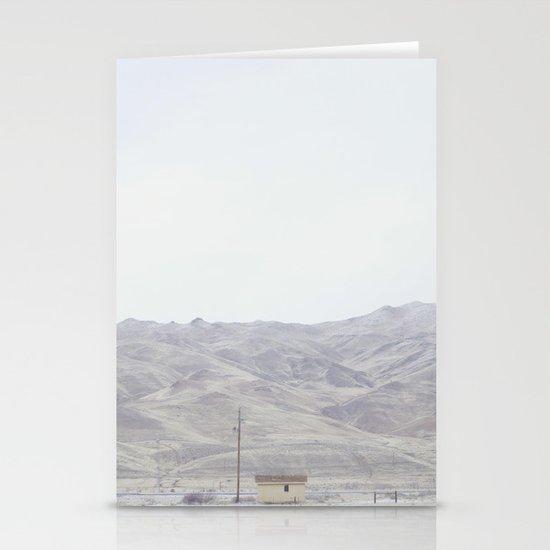 minimal Stationery Card