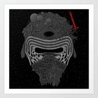 Goro Ren Art Print