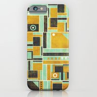 iPhone & iPod Case featuring Levels by Josh Franke