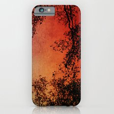 Red Sky At Night iPhone 6 Slim Case
