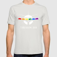 Tomorrowland Silver SMALL Mens Fitted Tee