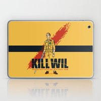 Kill Wil Laptop & iPad Skin
