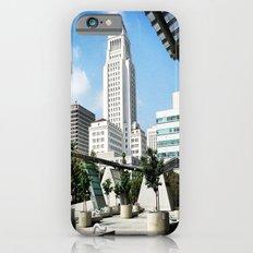 City Hall - 'Lost' Angeles iPhone 6s Slim Case