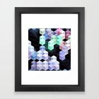 Blyckmynt Framed Art Print