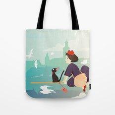 Delivery Service Tote Bag