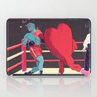 Punch Drunk Love iPad Case
