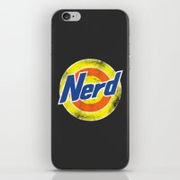 Nerd iPhone & iPod Skin