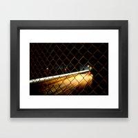 Super Fast Framed Art Print