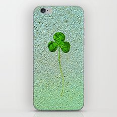 You must be my lucky star! iPhone & iPod Skin
