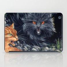 Yellowfang and Firepaw iPad Case