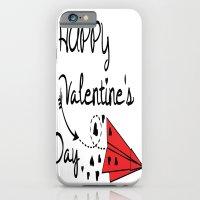 Happy Valentine's Day iPhone 6 Slim Case
