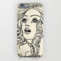 iPhone & iPod Case featuring Judas by Annike