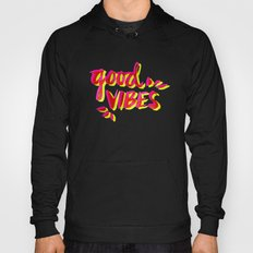Good Vibes – Pink & Yellow Hoody