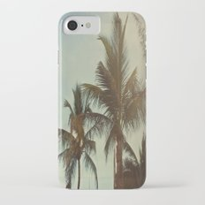 Florida Palm Trees Slim Case iPhone 7