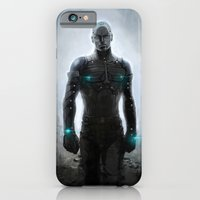 iPhone & iPod Case featuring Alone by Yvan Quinet