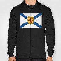 The Flag Of Nova Scotia  Hoody