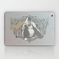 Fearless Creature: Grill… Laptop & iPad Skin