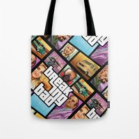 Breaking Bad: GTA  Tote Bag