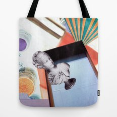 Relaxation Time-series Tote Bag