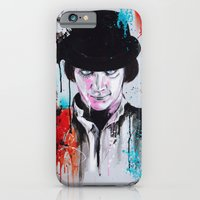 iPhone & iPod Case featuring A Clockwork Orange - ALEX by Denise Esposito