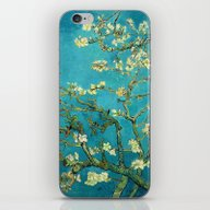 iPhone & iPod Skin featuring Vincent Van Gogh Blossom… by Art Gallery
