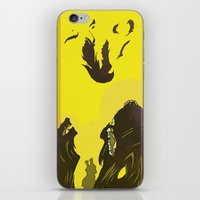 Feed iPhone & iPod Skin