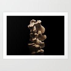 bone void Art Print