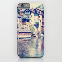 iPhone & iPod Case featuring Old Town by farsidian