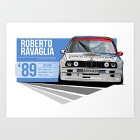 Roberto Ravaglia - 1989 … Art Print