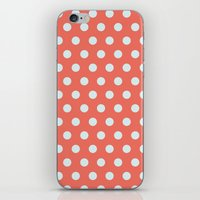 Dots collection IIII iPhone & iPod Skin
