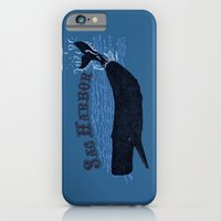Sag Harbor Whale iPhone 6 Slim Case